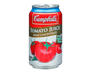CAMPBELLS JUGO DE TOMATE NATURAL 340ML